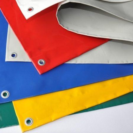 Kurtyna plandekowa na wymiar - różne kolory