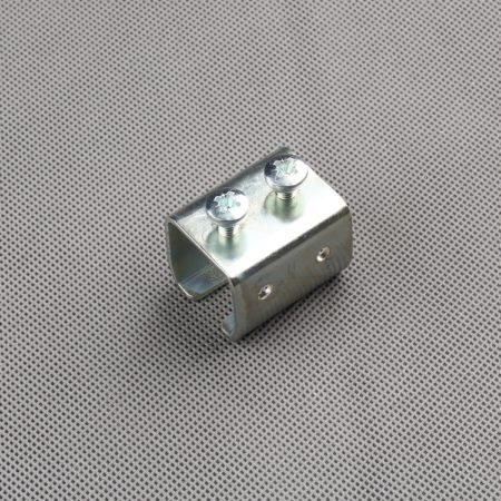 Łącznik szyn 25mm x 25mm