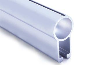 Profil aluminiowy bramy wahadłowej
