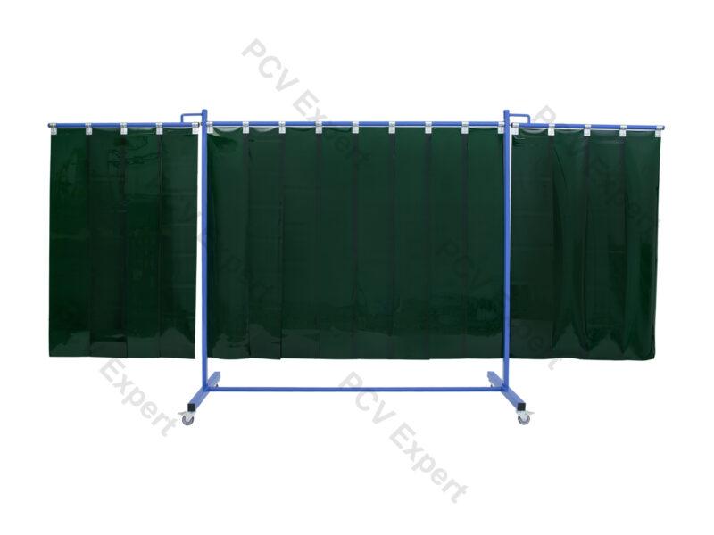 parawan-spawalniczy-zielony-ramiona-pcvexpert