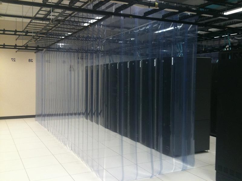 Kurtyny antystatyczne w data center