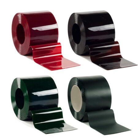 Lamela spawalnicza 300mm x 2mm w czterech kolorach