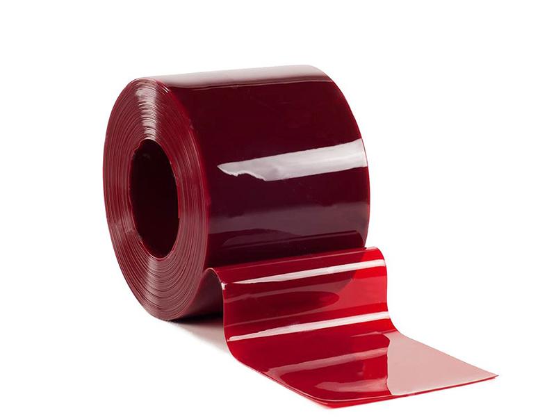 Lamela spawalnicza 300×2 w kolorze czerwonym