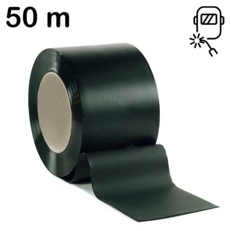 Lamela spawalnicza zielona matowa 300 mm x 2 mm - rolka 50m
