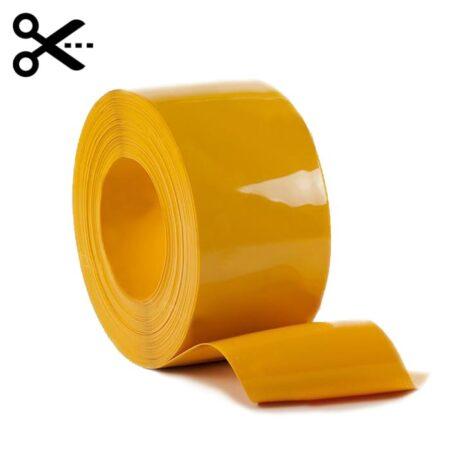 Pas PCV żółty - sprzedaż na metry